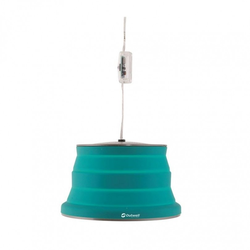 Outwell Orion opvouwbare lamp deep blue