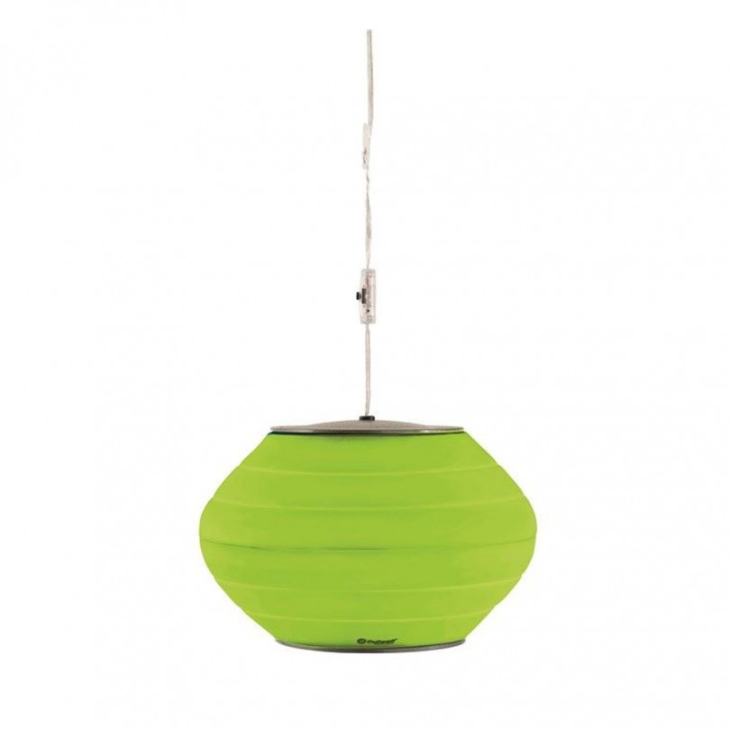 Outwell Lyra opvouwbare lamp lime green