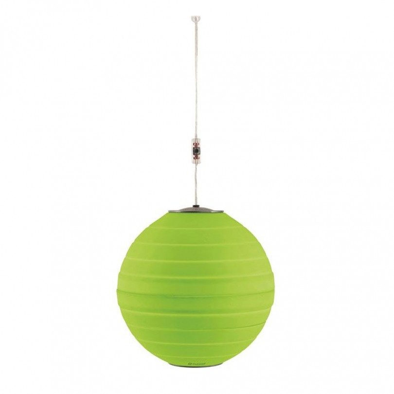 Outwell Mira opvouwbare lamp lime green