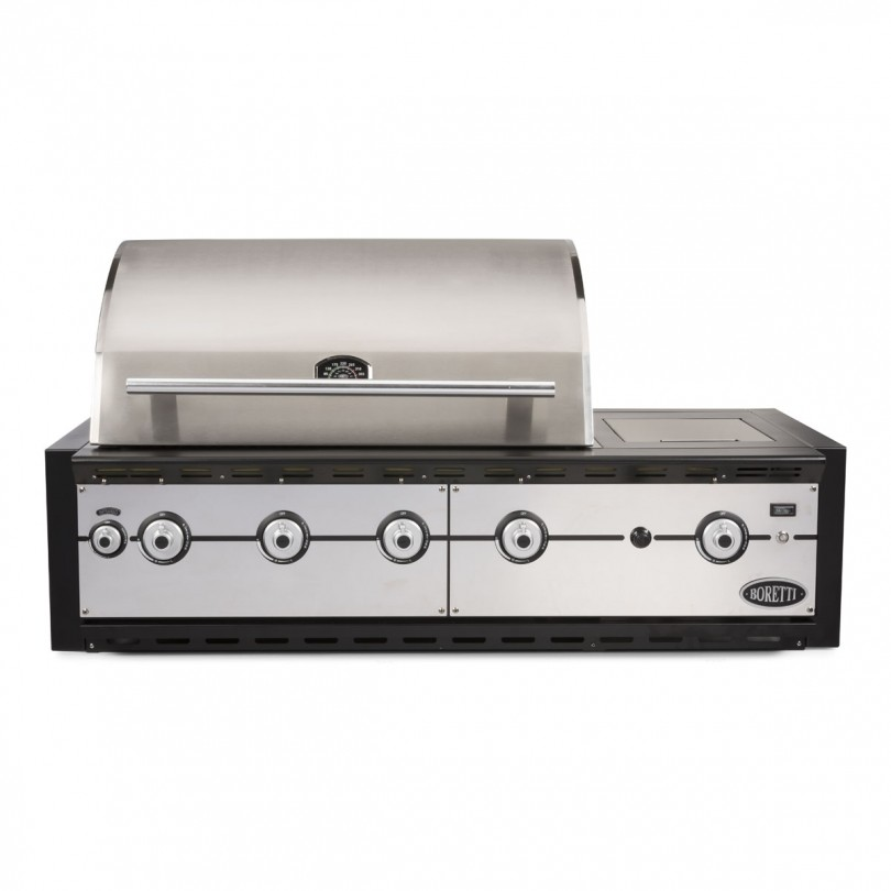 Boretti Ligorio Top inbouw barbecue