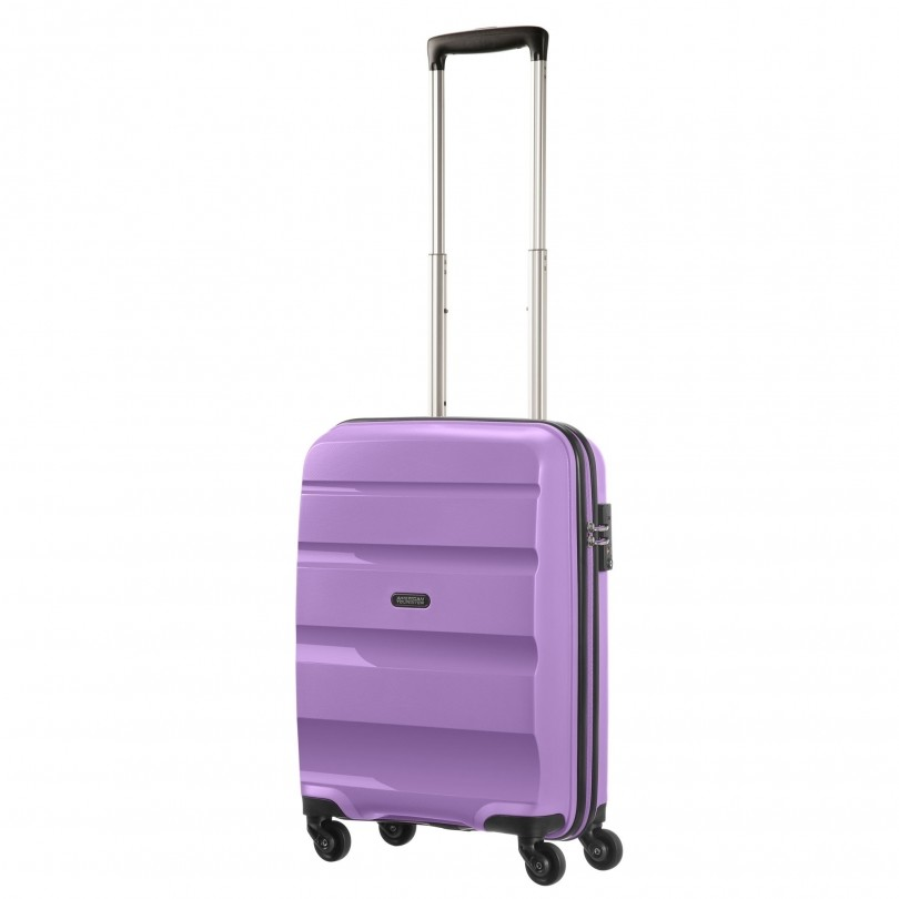 American Tourister Bon Air Spinner 55 koffer lilac