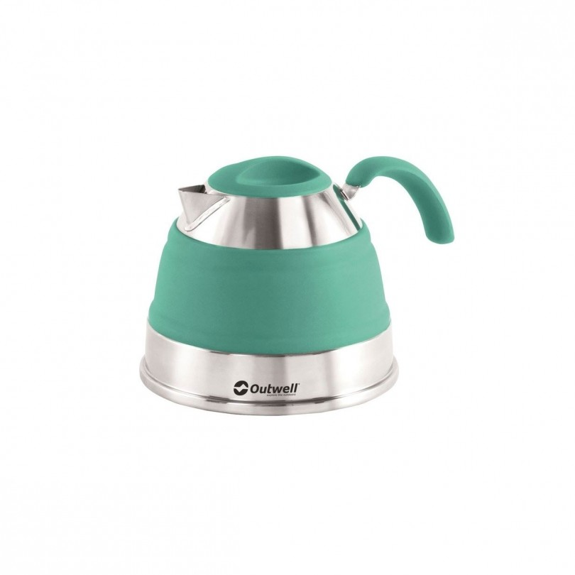 Outwell Collaps opvouwbare ketel 1,5 liter turquoise