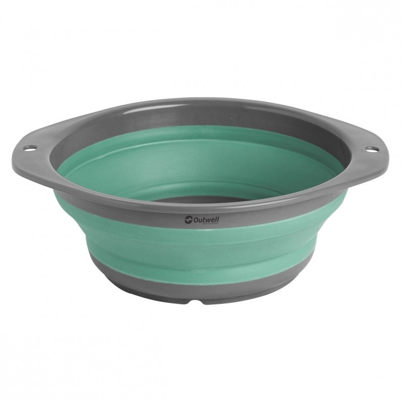 Outwell Collaps M opvouwbare schaal turquoise