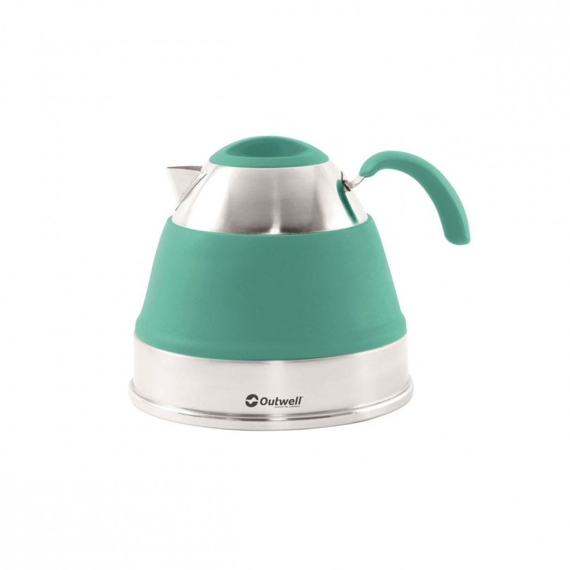 Outwell Collaps opvouwbare ketel 2,5 liter turquoise