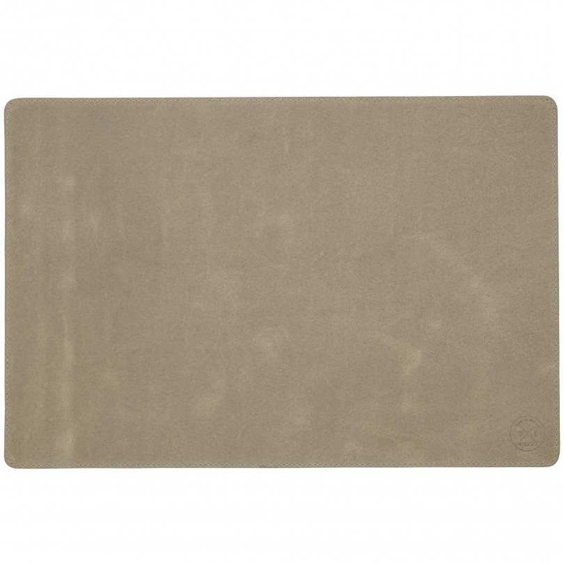 Witloft Luxe placemat taupe