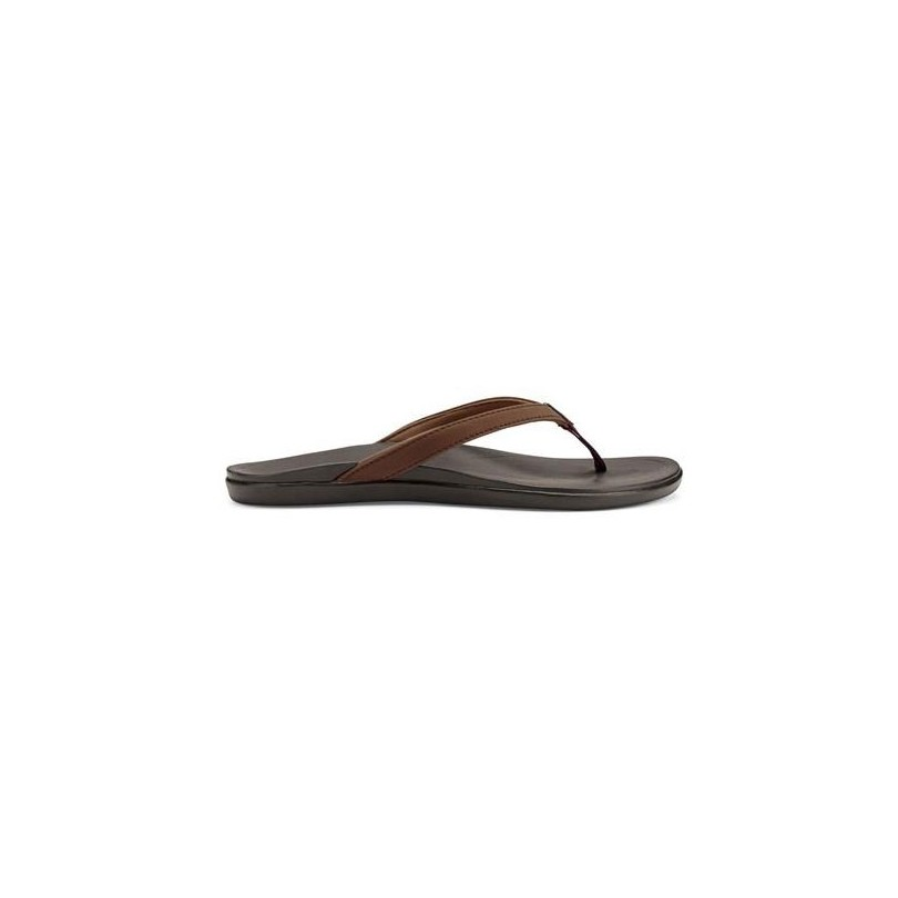 Olukai Ho'opio slippers dames dark java