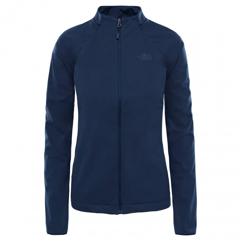 The North Face Inlux sofshell jack dames urban navy