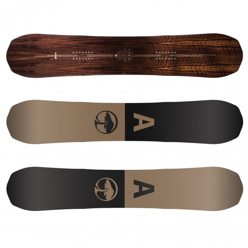 Arbor Element mid wide snowboard