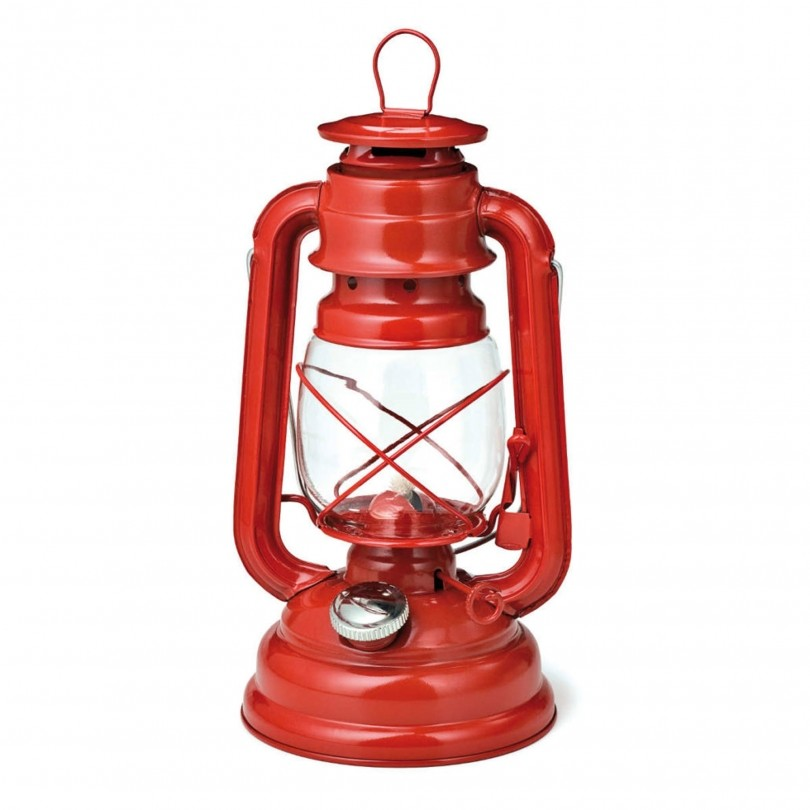Boomex party olielamp rood