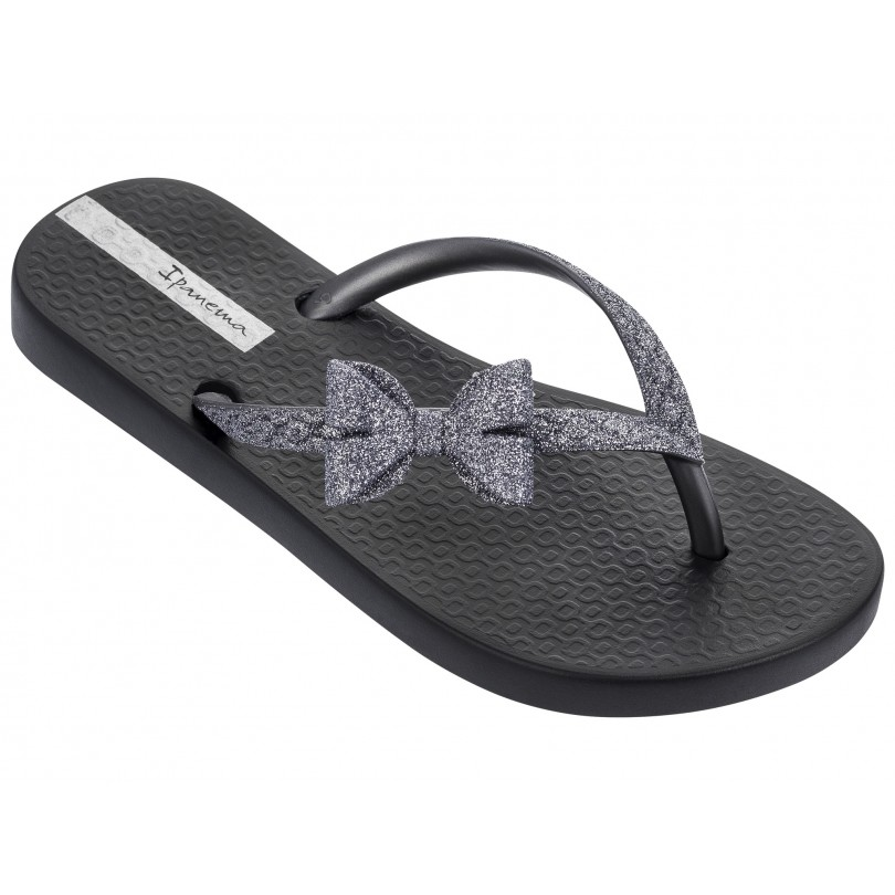 Ipanema Lolita slippers junior blue silver