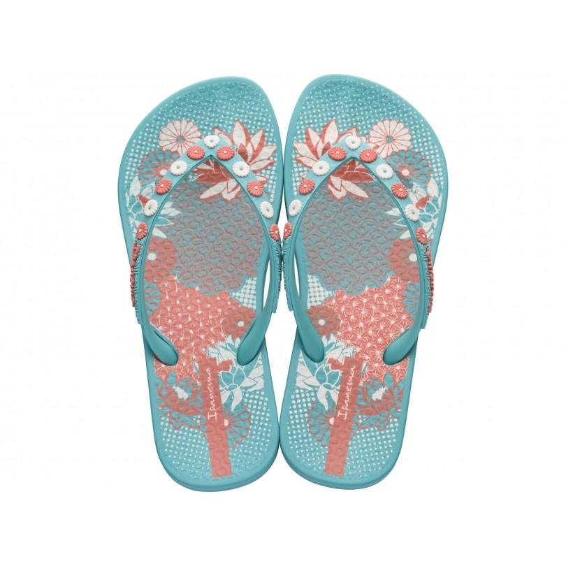 Ipanema Anatomic Lovely slippers junior blue