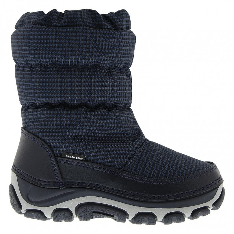 Sorel Yoot Pac Nylon snowboots junior quarry dolphin