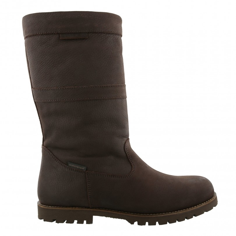 Bergstein Leeds winterlaarzen heren brown