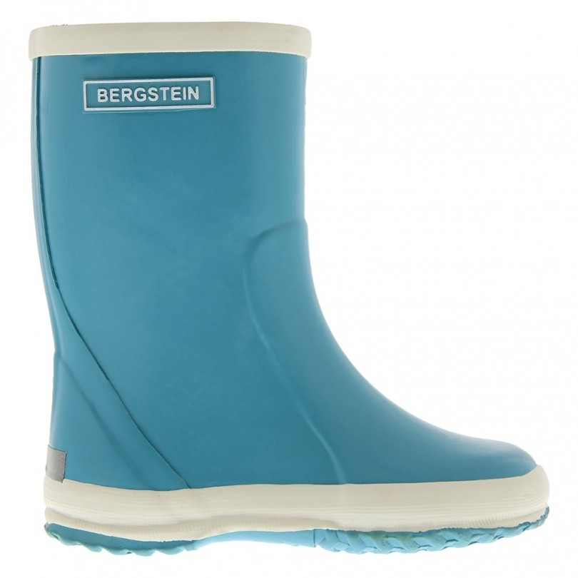 Bergstein Rainboot regenlaarzen junior aqua
