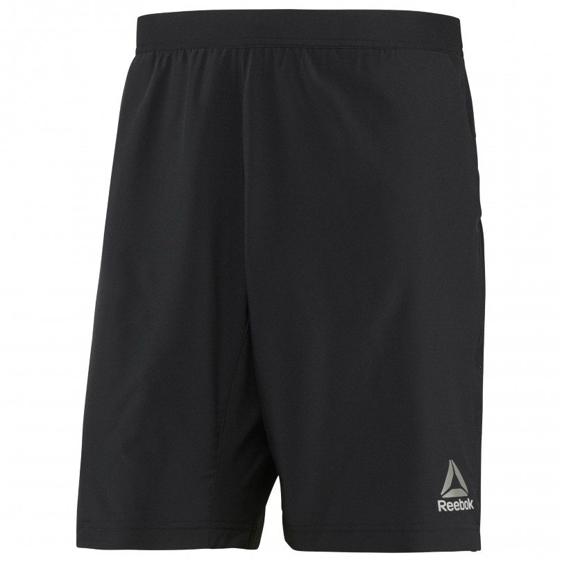 Reebok Speedwick Speed short heren black