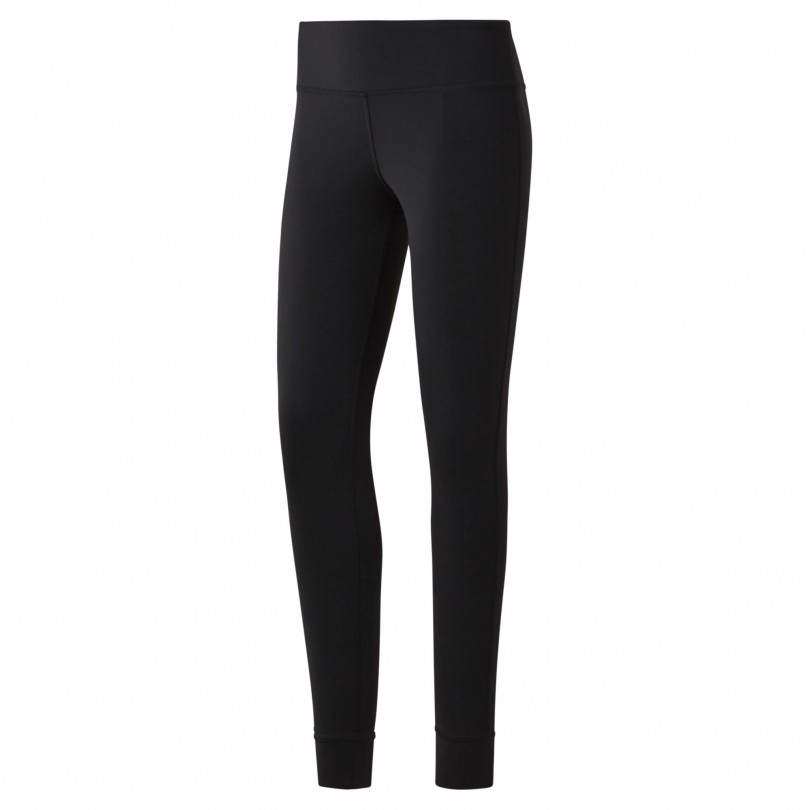 Reebok Lux sportlegging dames black
