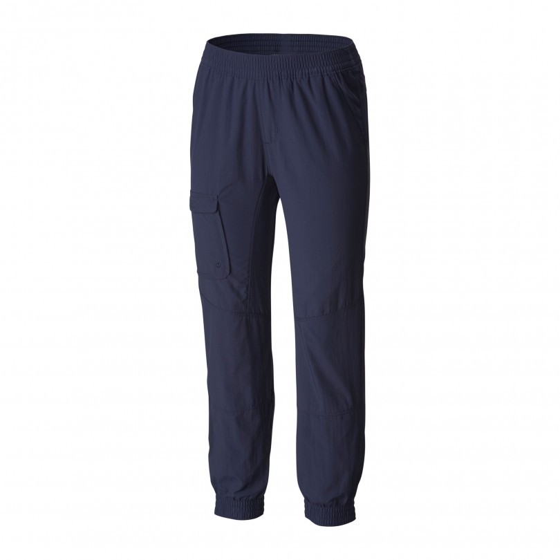 Columbia Silver Ridge Pull-On Banded Pant wandelbroek junior nocturnal
