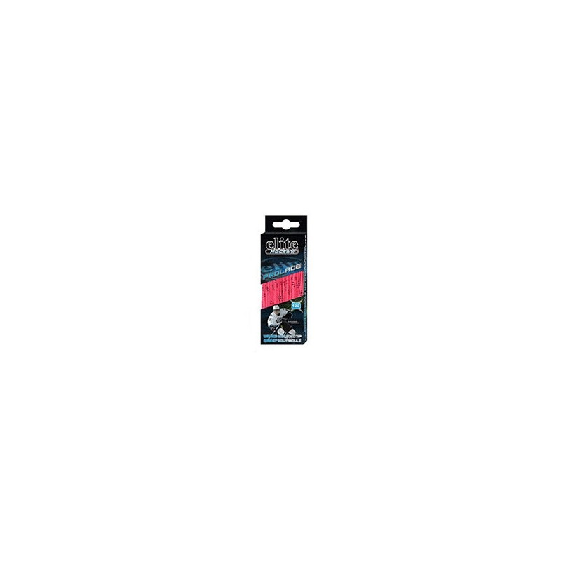 Elite Hockey Prolace Waxed Molded Tip veters pink