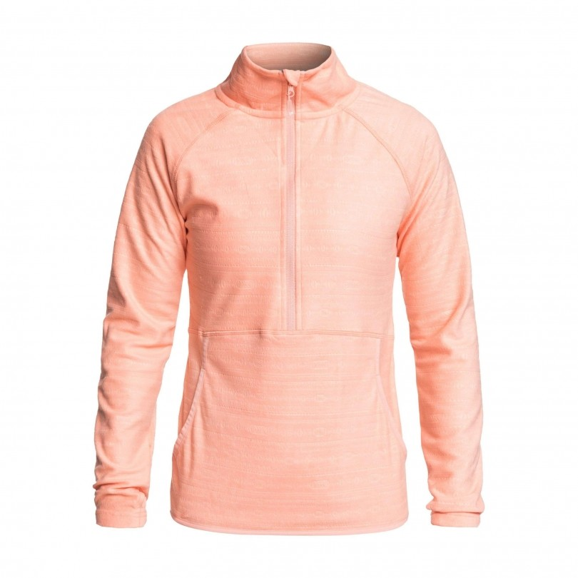 Roxy Cascade skipully dames coral cloud indie stripes embo