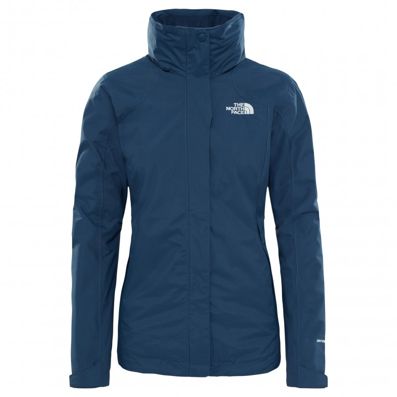 The North Face Evolution Triclimate II outdoor jack dames ink blue