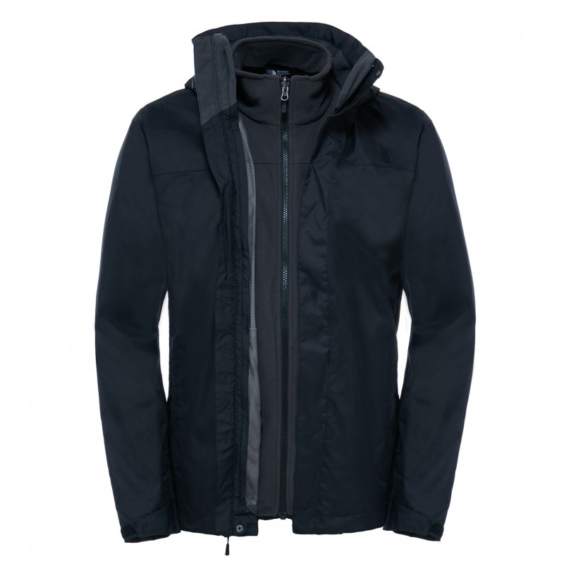 The North Face Evolve II Triclimate outdoor jack heren tnf black