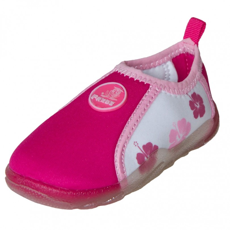 Freds Swim Academy Aqua waterschoenen junior roze
