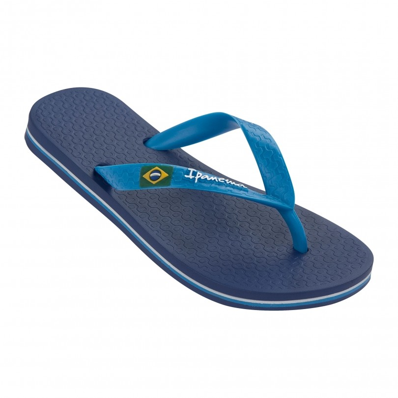 Ipanema Classic Brasil slippers heren blue