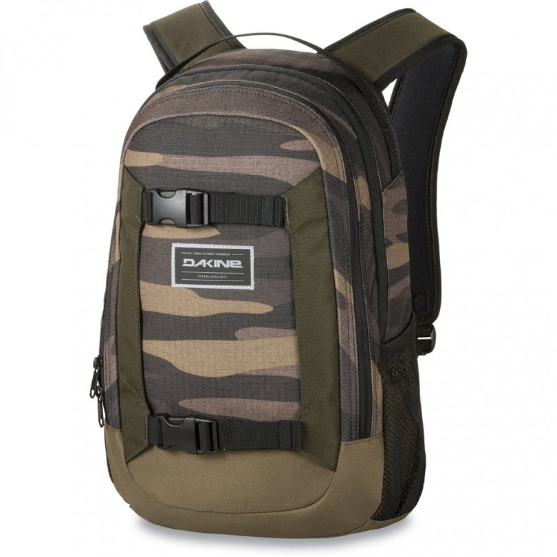 Dakine Mission Mini 18 rugzak field camo