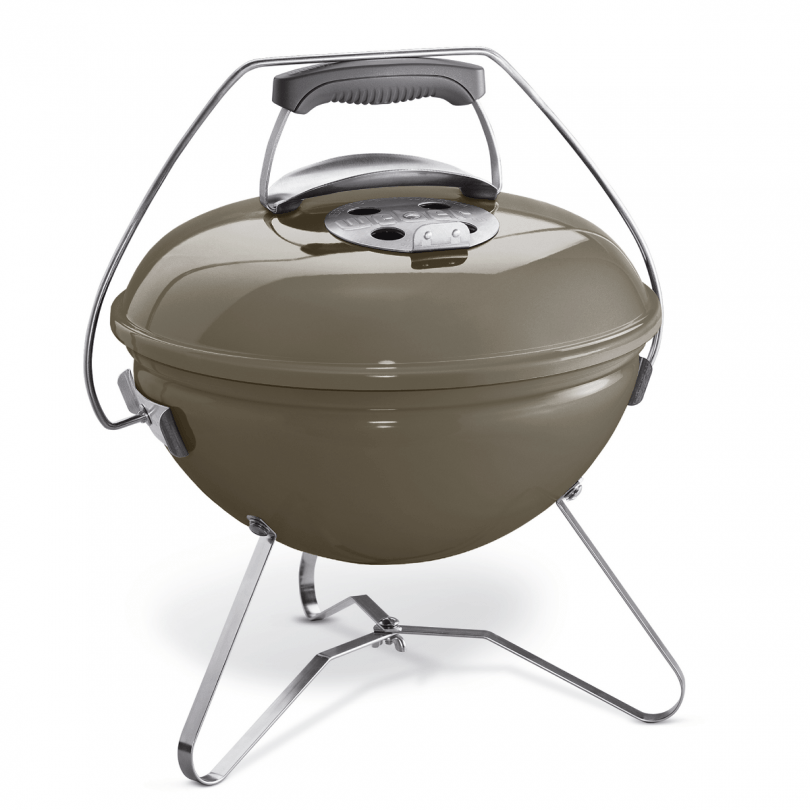 Smokey Joe Premium houtskoolbarbecue smoke grey
