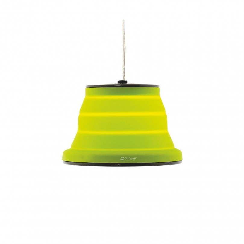 Outwell Collaps Leonis opvouwbare lamp groen