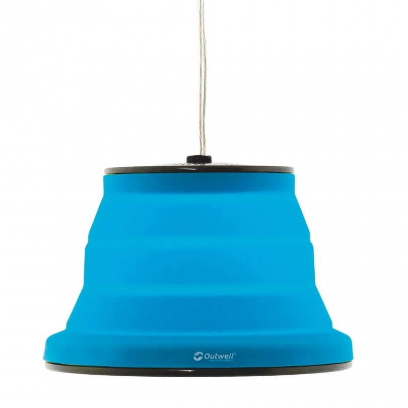 Outwell Collaps Sargas opvouwbare lamp blauw