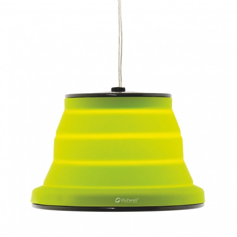 Outwell Collaps Sargas opvouwbare lamp groen