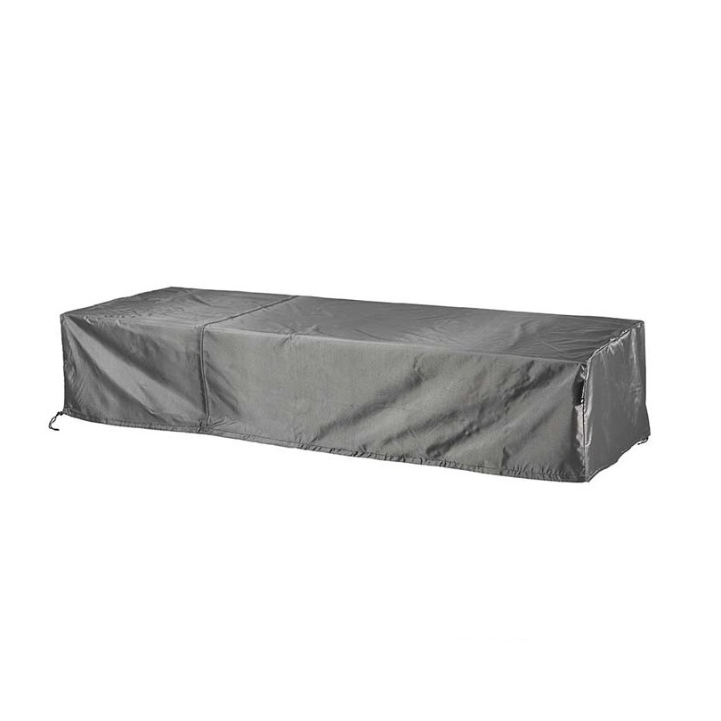AeroCover loungebedhoes 210 x 75 x 40 antraciet