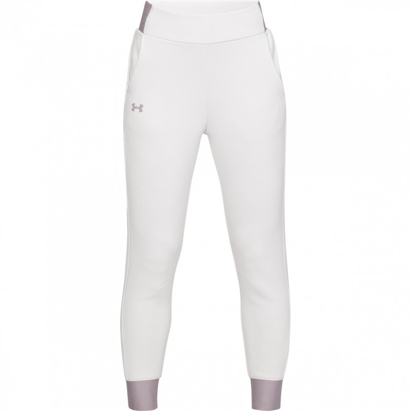 Under Armour UA Unstoppable MOVE joggingbroek dames white