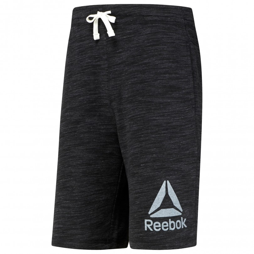 Reebok Elements Prime Marble fitness broek heren black