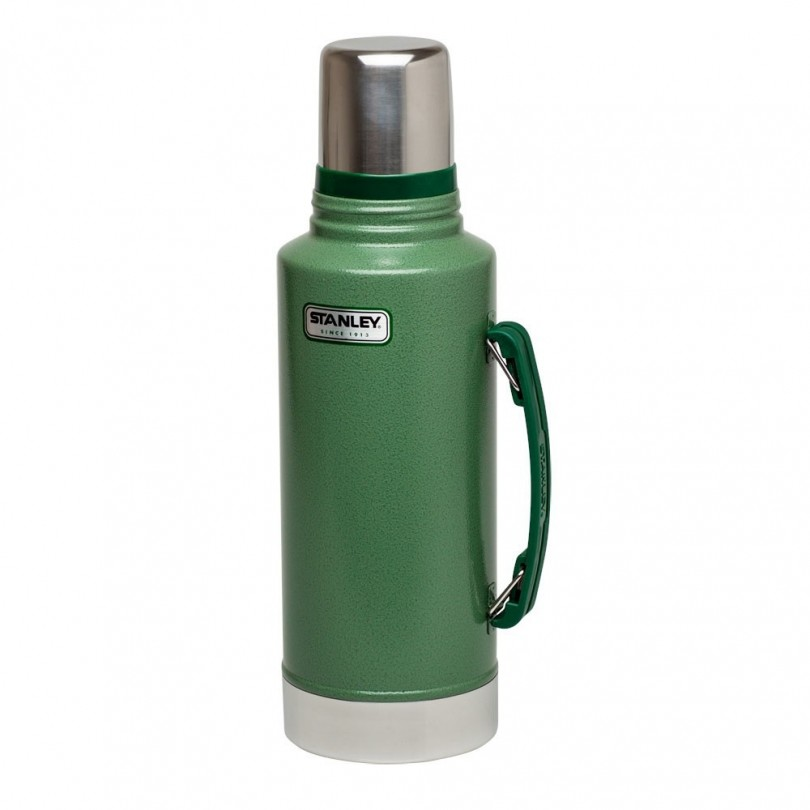 Stanley Classic Vacuum Bottle thermosfles 1 liter groen