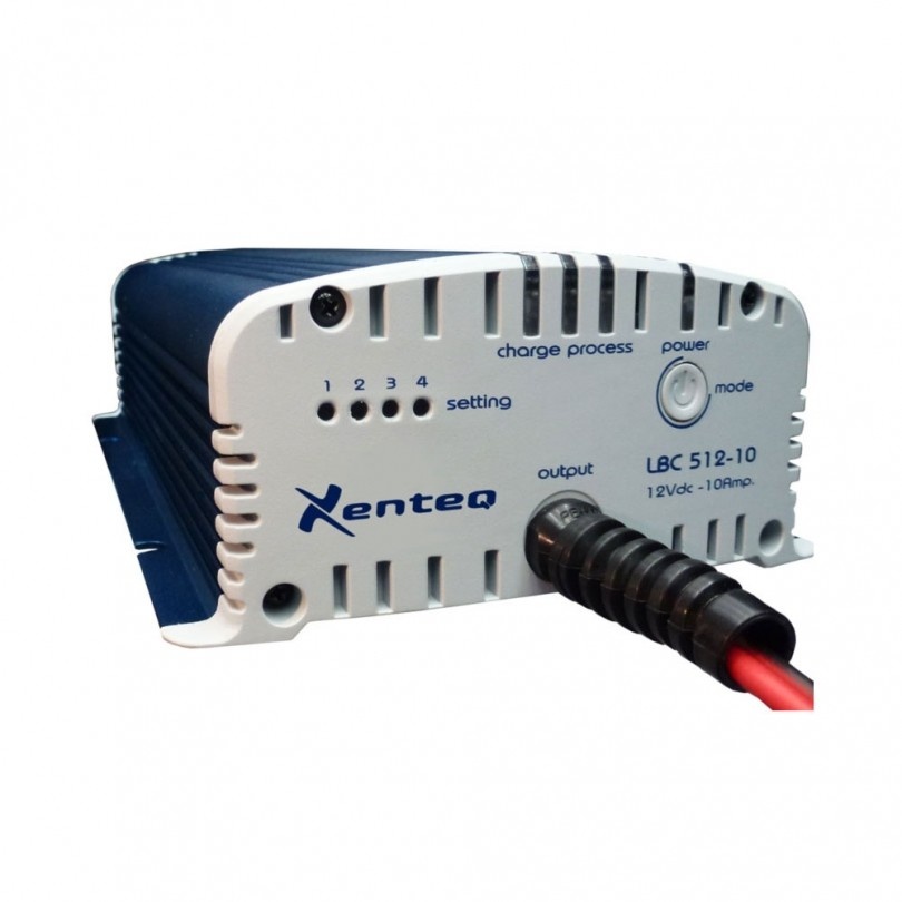 Xenteq LBC 512 acculader