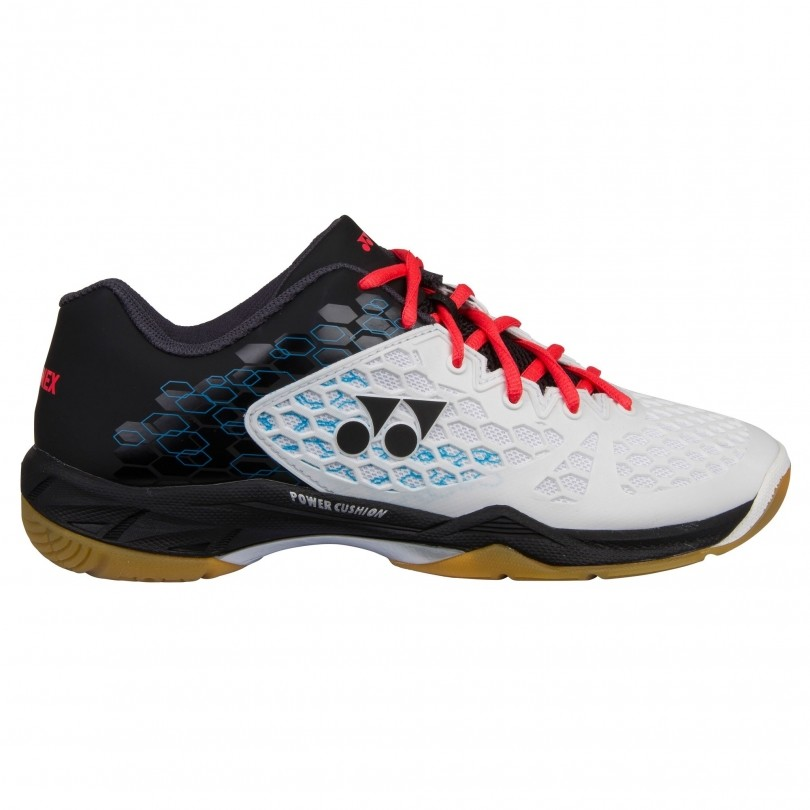 Yonex Power Cushion 03 indoorschoenen heren white black