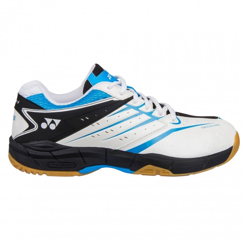 Yonex Power Cushion Comfort Advance indoorschoenen heren white blue