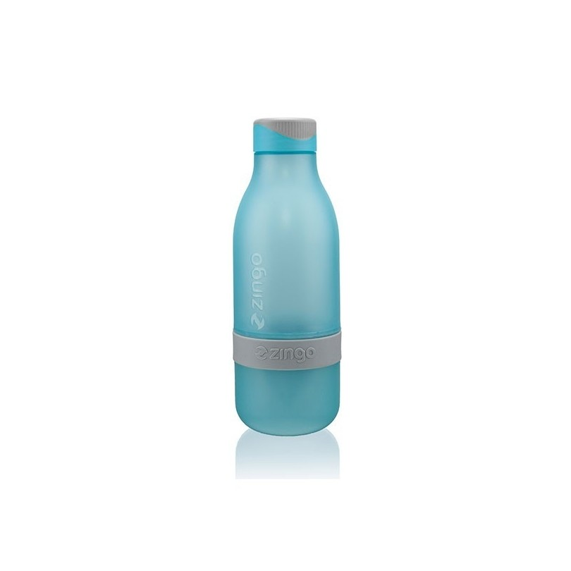 Zing Anything Zingo waterfles met citruspers blauw