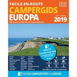 facile media facile en route campergids 2019
