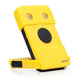 waka waka power+ powerbank yellow