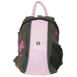 little life runabout rugzak junior pink