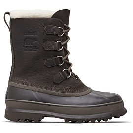 sorel caribou wool snowboots heren quarry buffalo