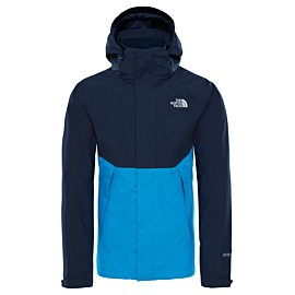 the north face mountain light ii shell outdoor jack heren urban navy