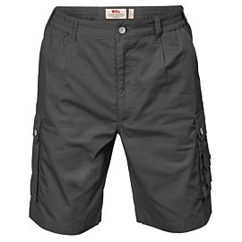 fjallraven sambava shade short heren dark grey