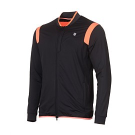 k-swiss tac tracksuit trainingsjack heren phantom