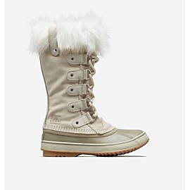 sorel joan of arctic winterlaarzen dames fawn
