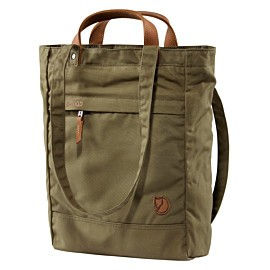 fjallraven totepack no. 1 small schoudertas green
