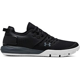 under armour ua charged ultimate 3.0 fitness schoenen heren black